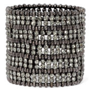 Natasha Crystal Stretch Bracelet