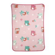 Carter's® Too Cute to Hoot Blanket - One Size