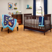 NoJo® Out of this World 4-pc. Crib Bedding Set