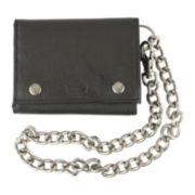 Levi's® Trifold Chain Wallet