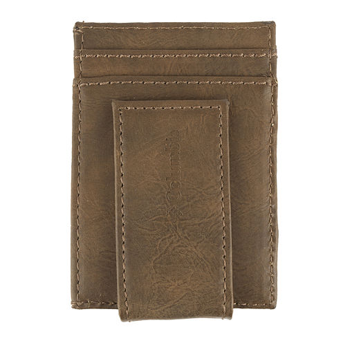 Columbia® Money Clip Front Pocket Wallet