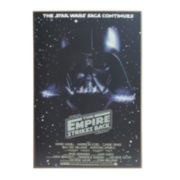 Star Wars™ Wall Décor Movie Poster