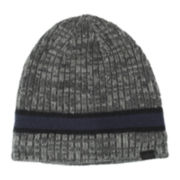 Dockers® Ribbed Striped Beanie