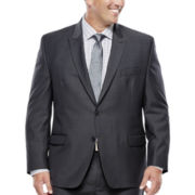 Collection by Michael Strahan Mini-Herringbone Suit Jacket - Big & Tall