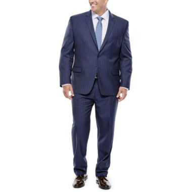 jcpenney.com | Collection by Michael Strahan Navy Striped Suit- Big & Tall