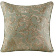 "CLOSEOUT! Croscill Classics® Normandy 16"" Square Decorative Pillow"