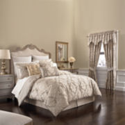 CLOSEOUT! Croscill Classics® Ava 4-pc. Jacquard Comforter Set & Accessories