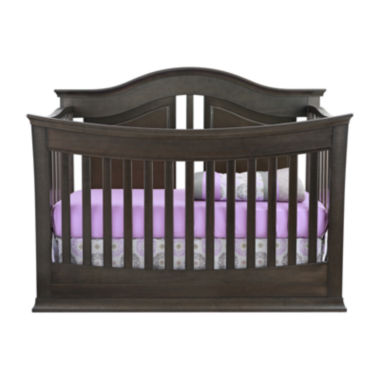jcpenney.com | Rockland Austin Convertible Crib - Slate Gray