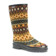 MUK LUKS® Anabelle Womens Rain Boots