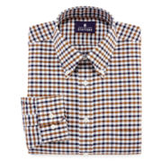 Stafford® Wrinkle-Free Oxford Dress Shirt - Big & Tall