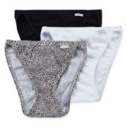 Jockey® Elance® Cotton Bikini Panties - 1483