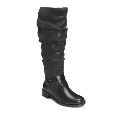jcpenney.com | A2 by Aerosoles® Ride With Me Womens Knee-High Riding Boots