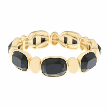 jcpenney.com | Monet Jewelry Black Stretch Bracelet