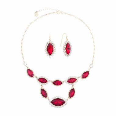jcpenney.com | Monet Jewelry Womens 2-pc. Jewelry Set