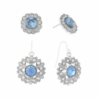 jcpenney.com | Monet Jewelry 2-pc. Earring Sets