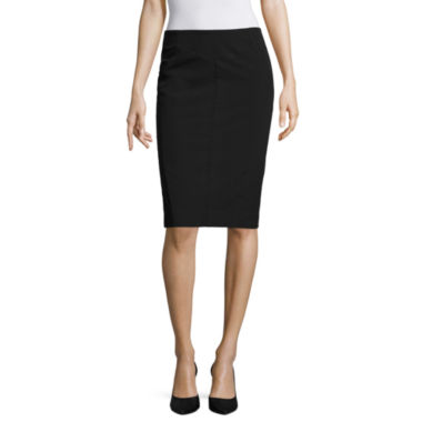 jcpenney.com | Worthington® Modern-Seam Pencil Skirt - Tall