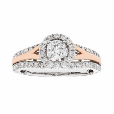 jcpenney.com | Certified Diamonds Womens 3/4 CT. T.W. White Diamond 14K Gold Bridal Set