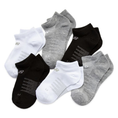 jcpenney.com | New Balance Girls No Show Socks-Big Kid