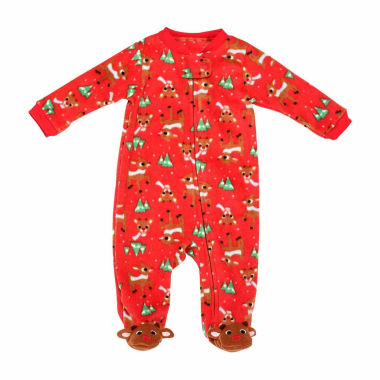 jcpenney.com | Rudolph The Red Nose Reindeer 1-pc Sleep and Play Baby 3m-9m