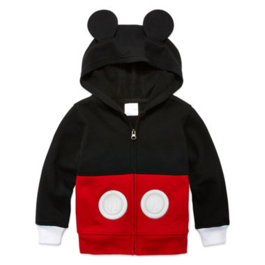 jcpenney.com | Boys Mickey Mouse Hoodie-Toddler