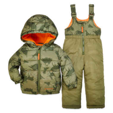 jcpenney.com | Carter's Boys Heavyweight Snow Suit-Baby