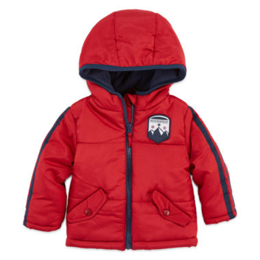 jcpenney.com | Weatherproof Boys Heavyweight Puffer Jacket-Baby