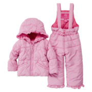 Weatherproof Snow Suit