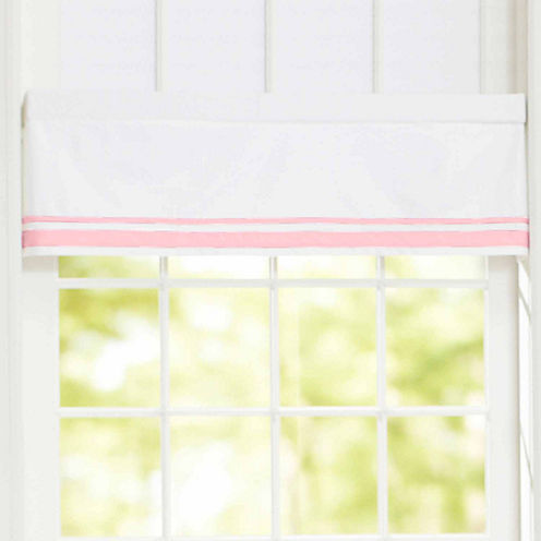Just Born Pink Valance