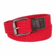 Levi's Solid Braided Belt- Boys 8-20