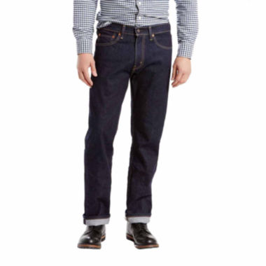 jcpenney.com | Levi's® 505™ Regular Fit Stretch Jeans