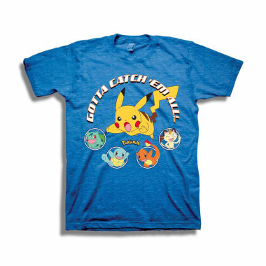 jcpenney.com | Pokémon Short-Sleeve Catch 'Em All Tee