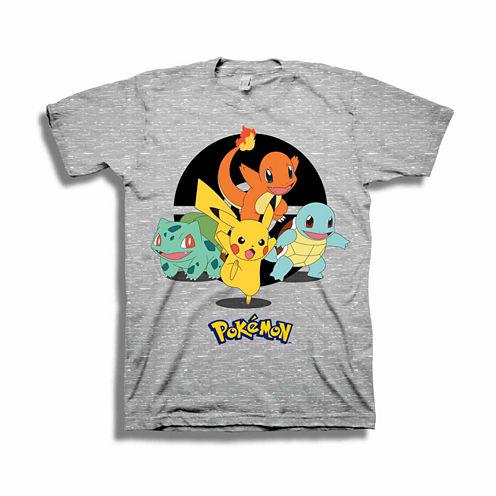 Pokémon Short-Sleeve Group Tee
