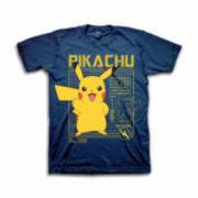 Pokémon Short-Sleeve Pikachu Pokédex Tee