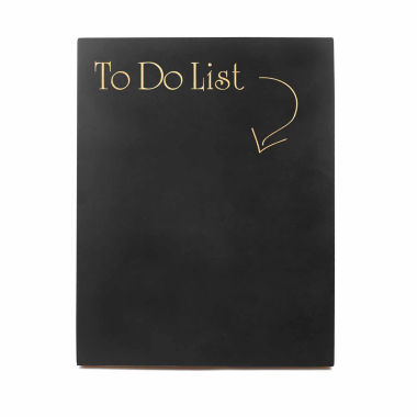 jcpenney.com | Cathy's Concepts To Do List Chalkboard Sign