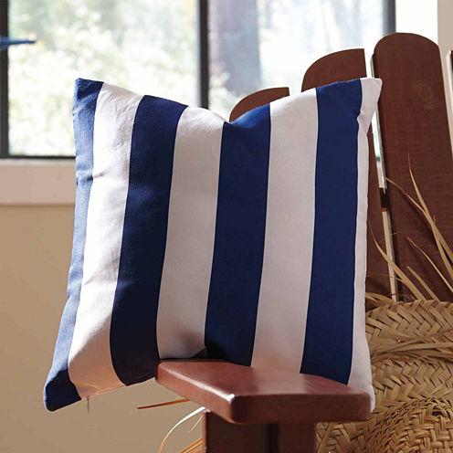 Signature Design by Ashley® Hutto Striped Square Pillow