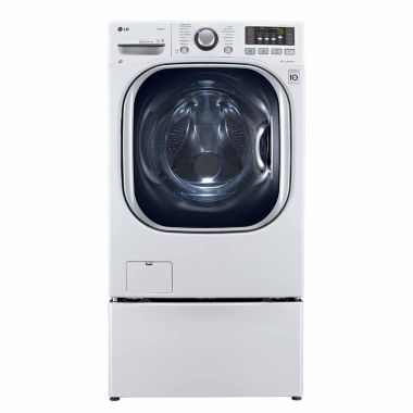 jcpenney.com | LG 4.3 Cu. Ft. High-Efficiency Front Load Washer/Dryer Combo