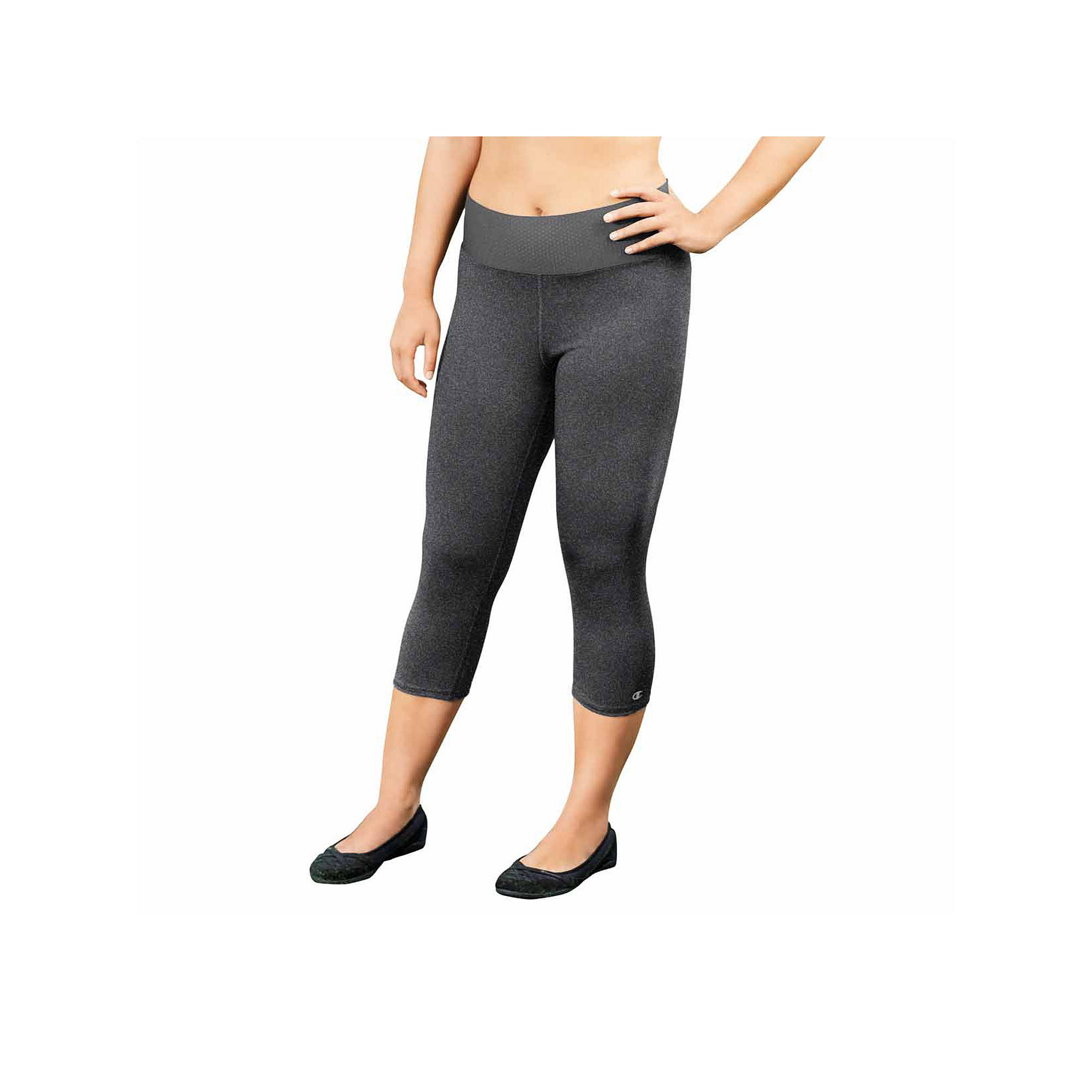 Champion Absolute Fusion Athletic Capri Pants - Plus plus size,  plus size fashion plus size appare