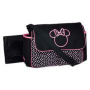 Disney Minnie Mouse Flap Diaper Bag