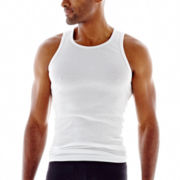 adidas® 3-pk. Athletic Comfort A-Shirts