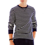Arizona Striped Long-Sleeve Thermal Tee