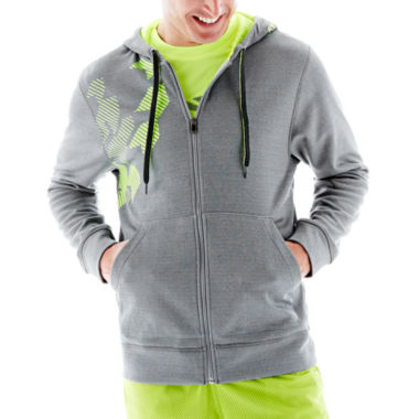 jcpenney.com | Reebok® Workout Ready Performance Fleece Hoodie
