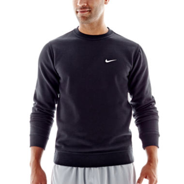 jcpenney.com | Nike® Fleece Crewneck Sweatshirt