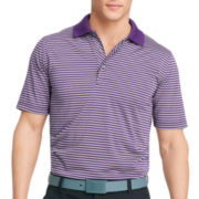 IZOD® Striped Polo Shirt