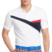 IZOD® Chest-Pieced Polo Shirt