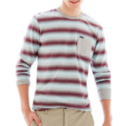 Zoo York® Long-Sleeve Striped Shirt