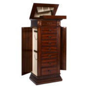 Kathy Ireland® Southern Heritage Jewelry Armoire