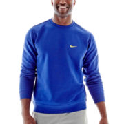 Nike® Fleece Crewneck Sweatshirt
