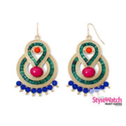 Mixit™ Multicolor Bead Earrings