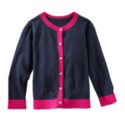 OshKosh B'gosh® Cardigan Sweater - Preschool Girls 4-6x