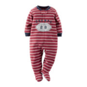 Carter's® Microfleece Football Bodysuit - Baby Boys newborn-24m